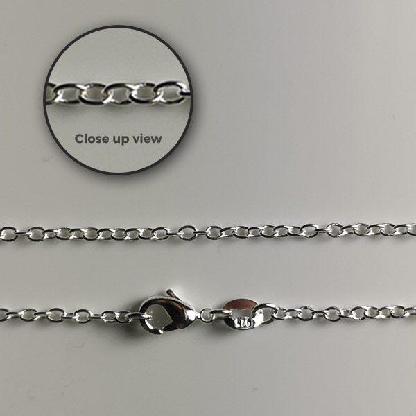 Silver 925 Belcher Chain