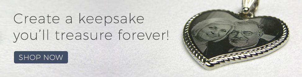 Create a Keepsake You'll treasure forever