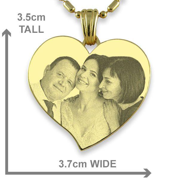 Parents of the Bride Wedding Pendant 2