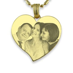 Parents of the Bride Wedding Pendant