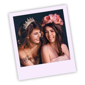 Brides Maids Couple