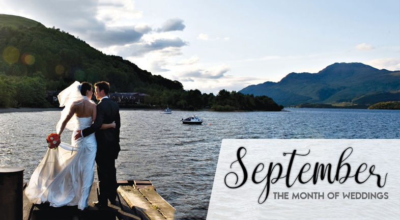 September Wedding Anniversary Engagement Month