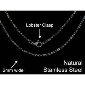 Stainless Steel Round Link Chain