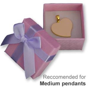 Small/Medium Pink and Purple Gift Box