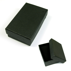 Small Rectangular Black Gift Box