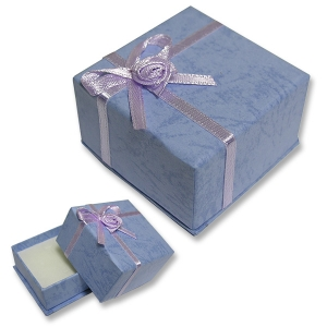 Blue and Lilac Gift Box