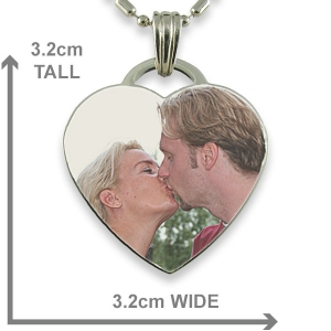 Colour Photo Pendant
