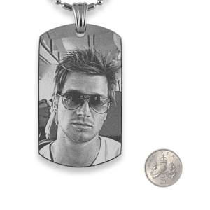 5p Scale for Large Photo ID Tag