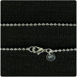 Silver 925 18 inch ball chain