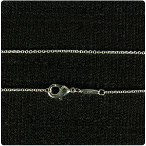 Silver 925 Belcher chain 18 inch