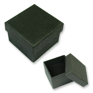 Small Square Black Box
